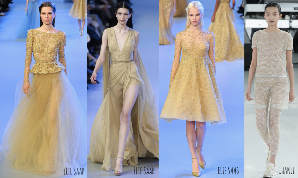 Champagne SS 2014 París