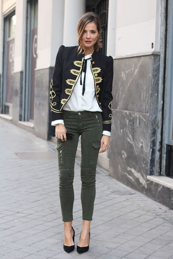 Lady_Addict_Militar_Jacket