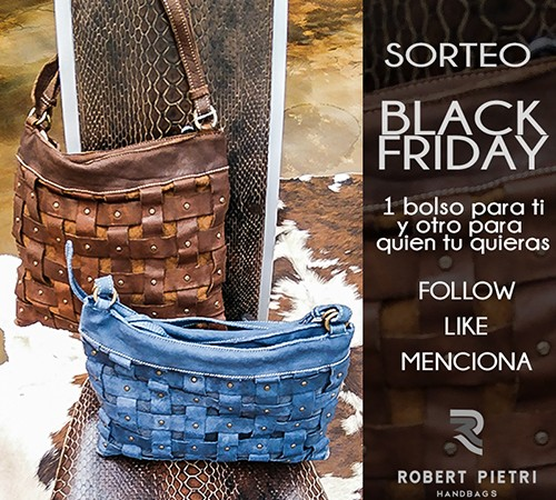 Sorteo BLACK FRIDAY